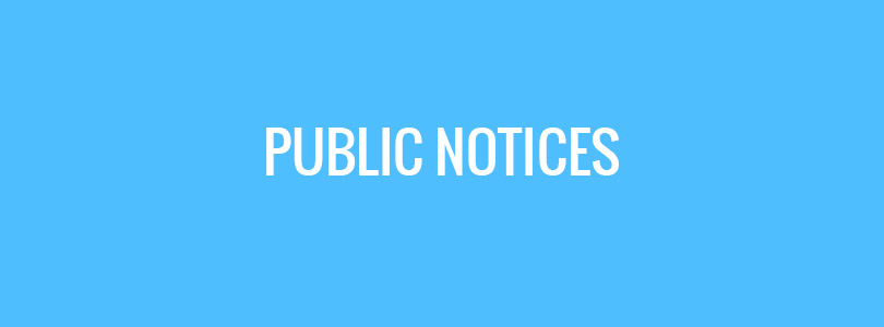 Marble Cliff Public Notices
